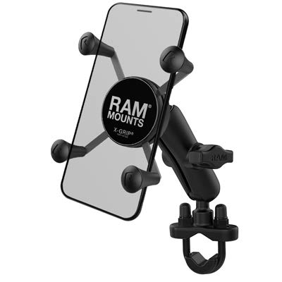 RAM-B-149Z-UN7U UNIVERSAL X-GRIP BIKE PHONE MOUNT