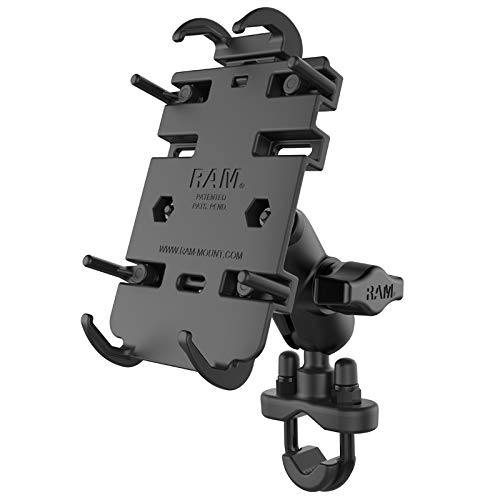 RAM-B-149Z-PD3U BICYCLE UNIVERSAL PHONE MOUNT
