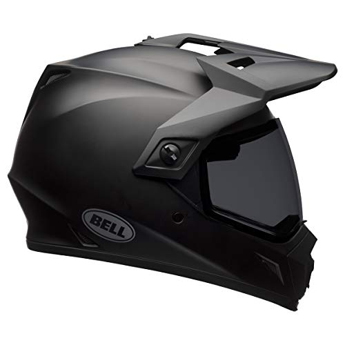 Bell Solid Men's MX-9  dirt bike helmet