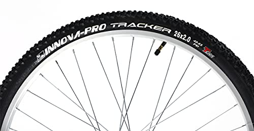 "MEGHNA Replacement Mountain Bike Tire 26""x2.0"" Folding MTB Performance Tire"