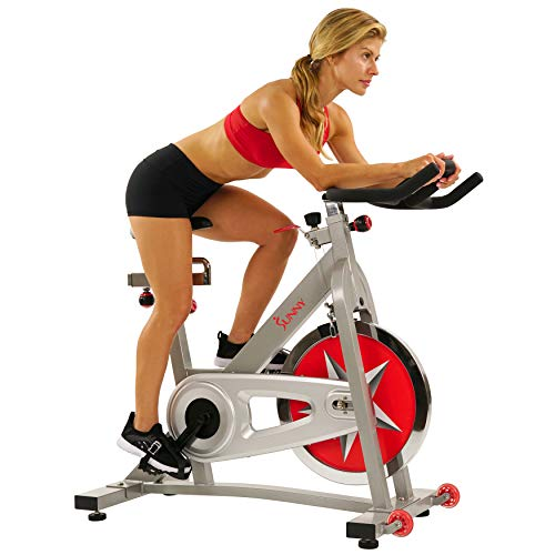 SUNNY HEALTH & FITNESS PRO SPINNING BIKE