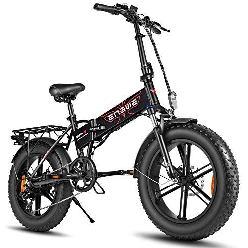 ENGWE 20 Inch Fat Tire Electric Bike