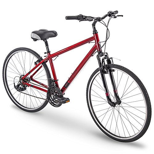 ROYCE UNION RMY MENS 21-SPEED HYBRID COMFORT BIKE