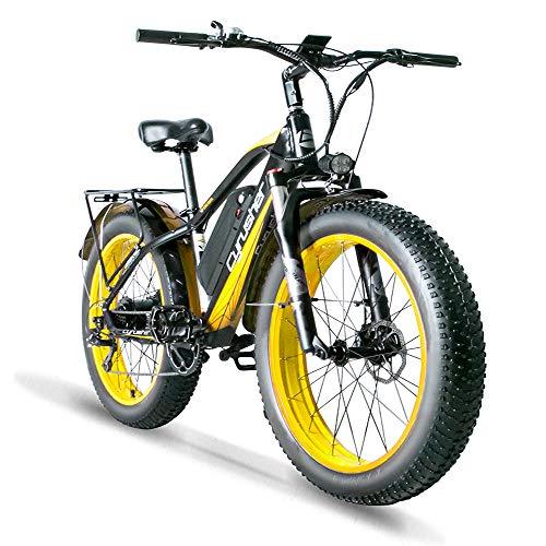 Cyrusher XF650 1000W Electric Mountain Bike