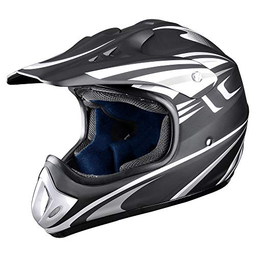 AHR DOT Full Face MX Helmet
