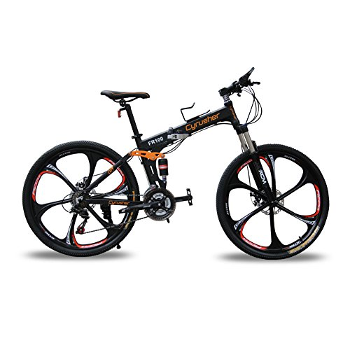 CYRUSHER FR100 FOLDING BIKE