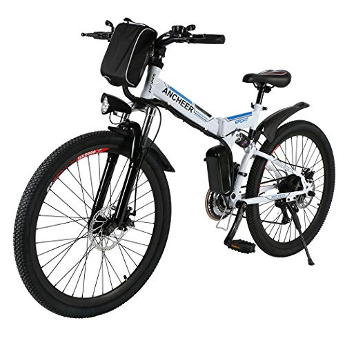 ANCHEER FOLDING ELECTRIC MTB