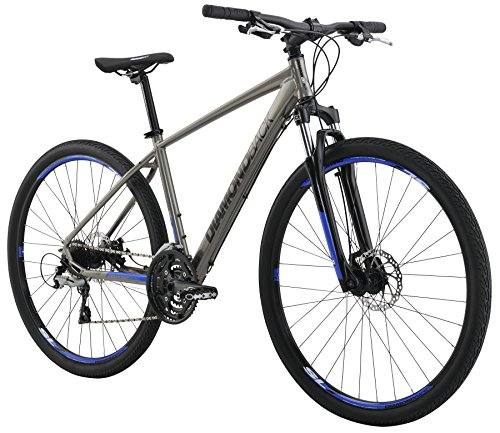 DIAMONDBACK BICYCLES 2016 TRACE COMPLETE DUAL SPORT