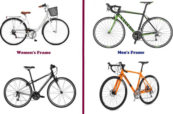Comparison Between Bike Frames
