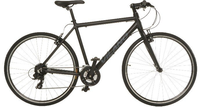 7c3c1ff9147 Vilano Diverse 2.0 Hybrid Bike Review. Vilano Diverse 2.0 Side View