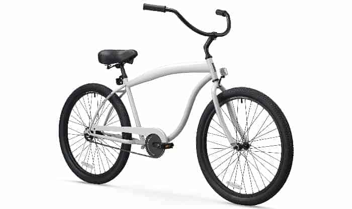 sixthreezero Mens In The Barrel 1-Speed 26-Inch Beach Cruiser Bicycle