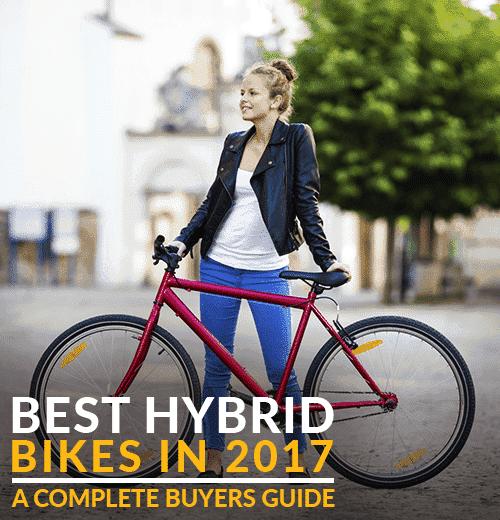 best hybrid bikes in 2017