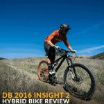 Diamondback 2016 Insight 2 Hybrid Bike Review