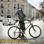 Vilano Diverse 2.0 Hybrid Bike Review