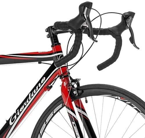 Giordano Libero 1.6 Road Bike handlebars