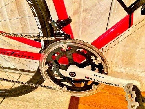 Giordano Acciao Road Bike front chainring