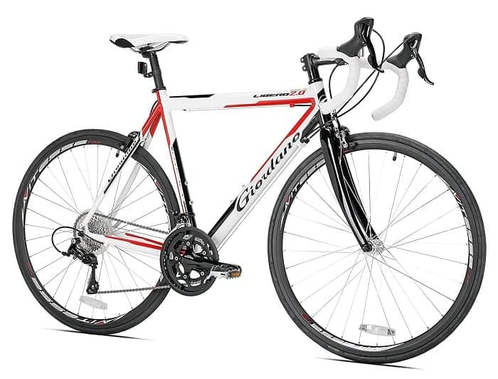 Giordano Libero 2.0 Road Bike on white background