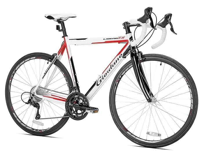 Giordano Libero 2.0 Road Bike on white background