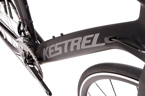 Kestrel Talon road bikes front chain ring