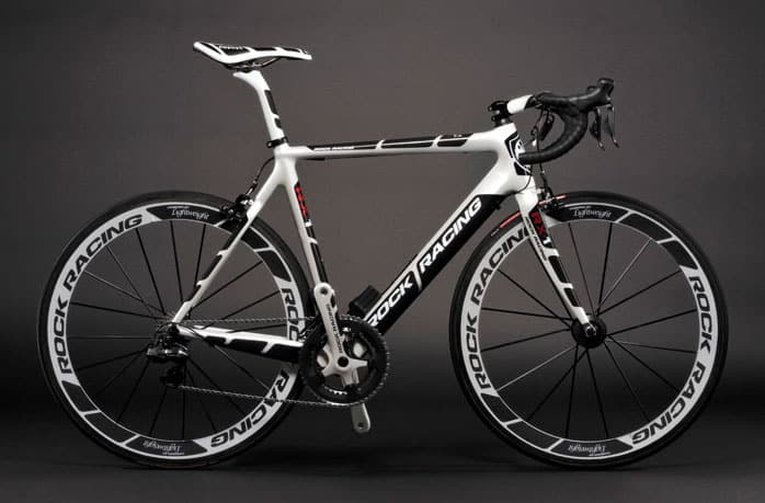 Road bike for racing