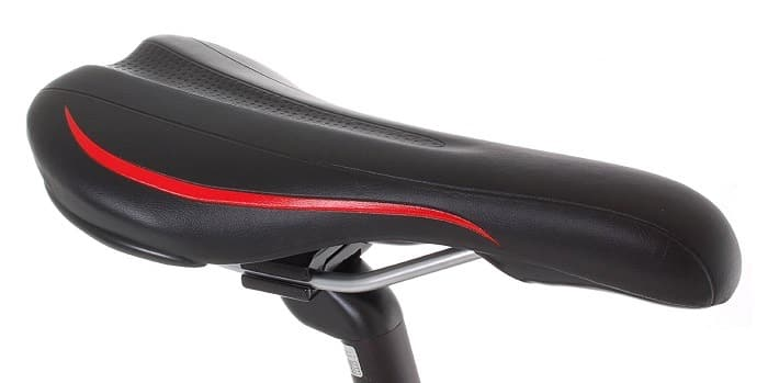 Vilano Shadow Road Bike saddle
