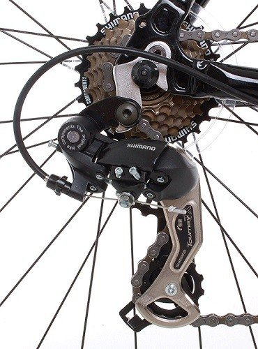 Vilano Shadow Road Bike speed shifter