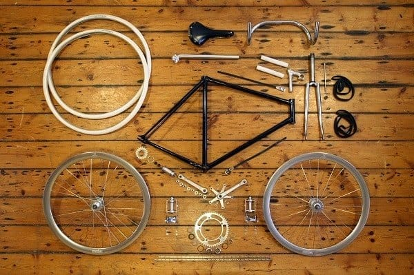 Bike Anatomy: A Beginner's Guide.