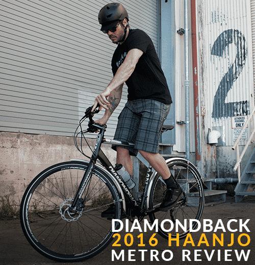 Diamondback 2016 Haanjo Metro Review