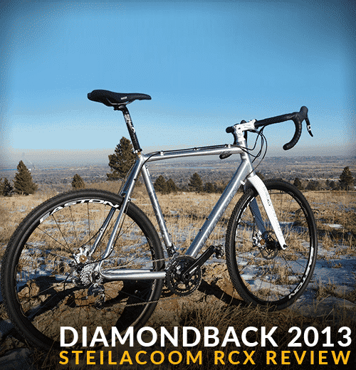 Diamondback 2013 Steilacoom RCX Review