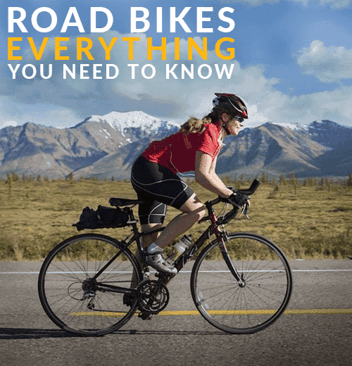 Road Bikes – Everything You Need To Know