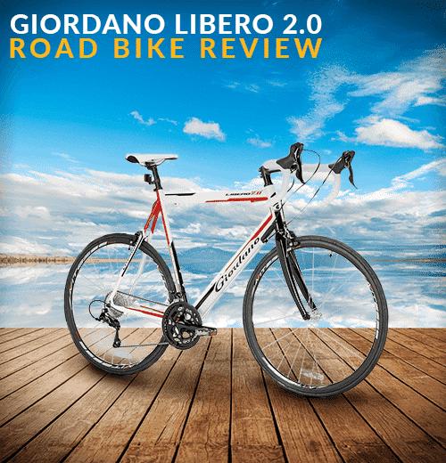 Giordano Libero 2.0 Road Bike Review
