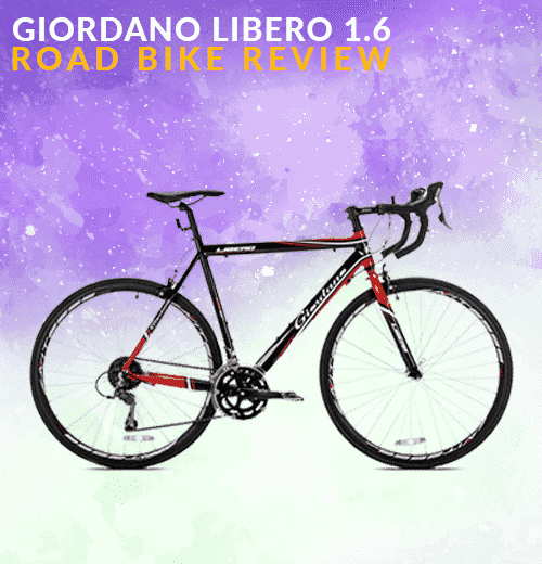 Giordano Libero 1.6 Road Bike Review