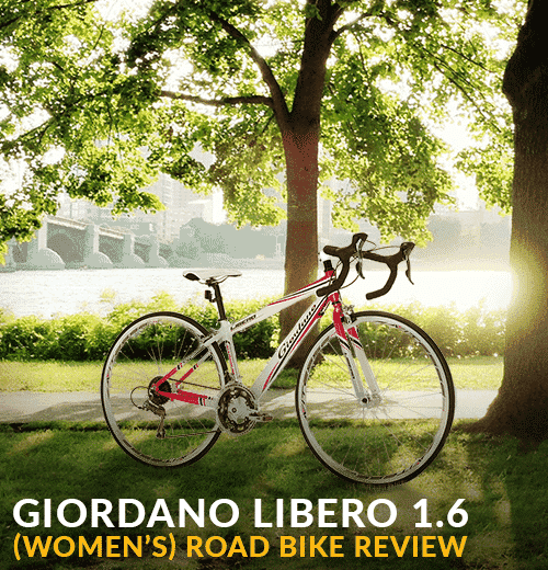 Giordano Libero 1.6 (Women's) Road Bike Review