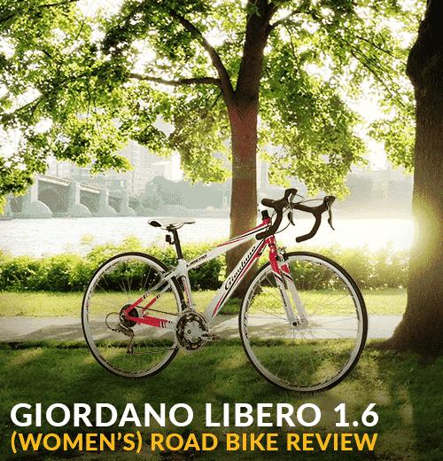 Giordano Libero 1.6 (Women's) Road Bike Review