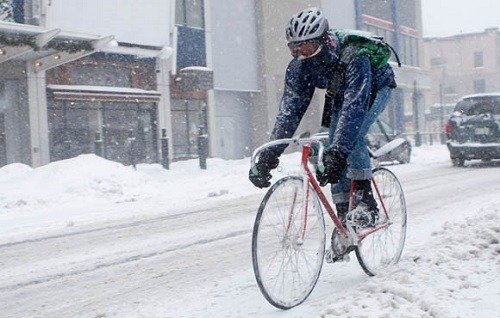 Cold Cycling – Tips For Winter Rides