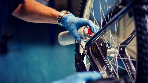Basic bike maintenance