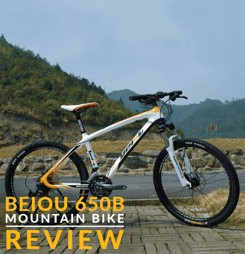 BEIOU 650B Mountain Bike Review 1