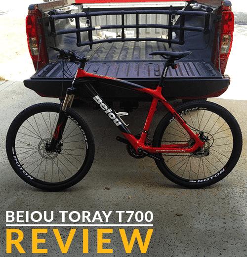 Beiou Toray T700 review