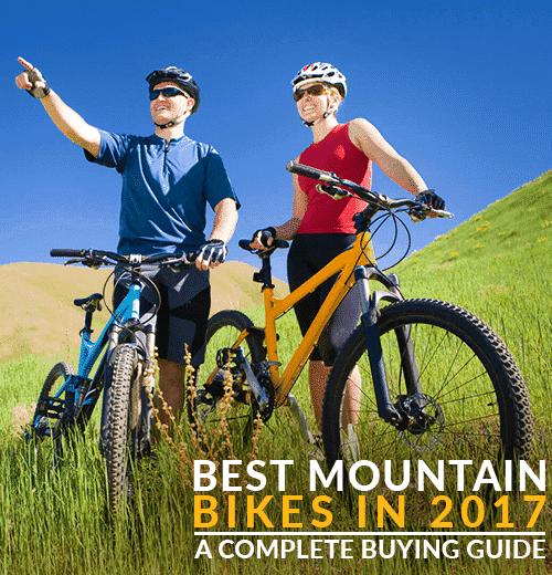 Best Mountain Bikes in 2017