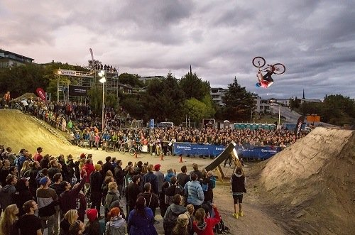 Getting Behind The Bike Festival Scene