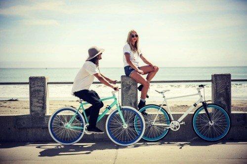 Bike-related pickup lines