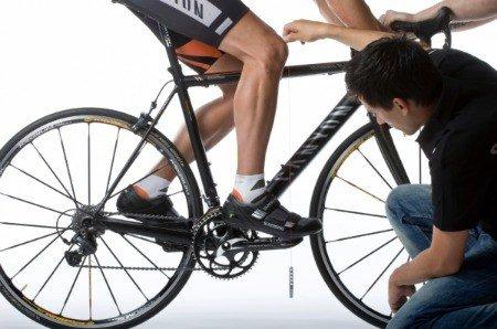 Bike Saddle Fore and Aft