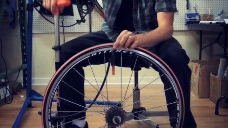 Bike tires maintenance