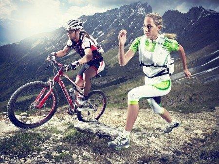 Biking to Running