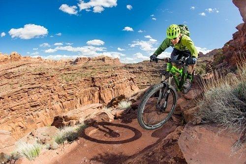 Captain Ahab bike trail.