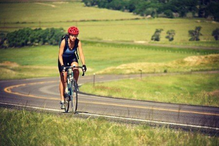 Cycling to strengthen your heart muscles