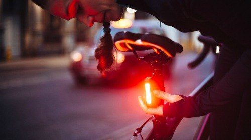 Tips for Night Cycling