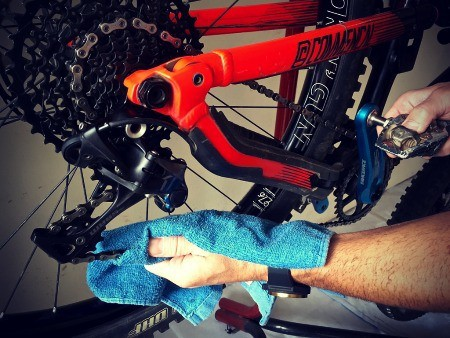 Bike Drivetrain Care