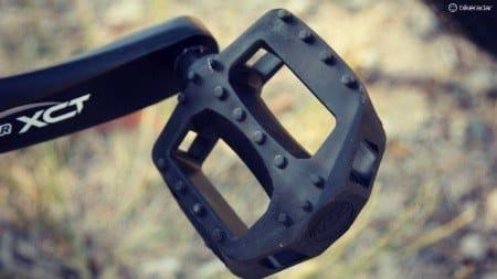 Pedals maintenance