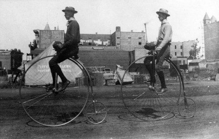 History of the Penny Farthing